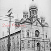 "(1964) Transfiguration of Our Lord Ukrainian Catholic Church- In November of 1888, a lot was purchased in the Fifth Ward, bounded by the streets of Pine, Pearl, and Vine. In July of 1900, a parcel of land at the corner of Clay and Shamokin streets was purchased from John Mullen, owner of the Shamokin Iron Works, for a new church. On Nov. 11, 1913, the church charter was changed to incorporate the new name of the Parish as the ""Ruthenian Catholic church of the Transfiguration of Our Lord."""
