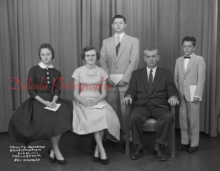 (1956) Trinity United Church of Christ, Trevorton.