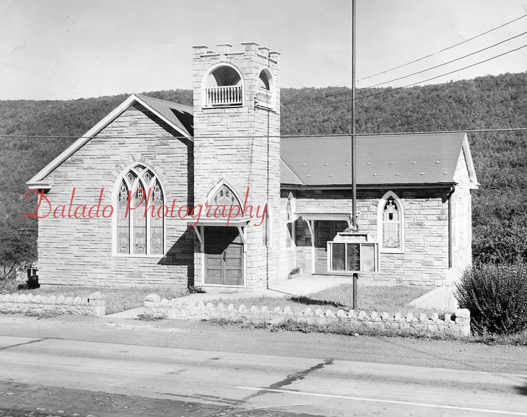 Zions United Methodist Church, Trevorton Road, Coal Township.
