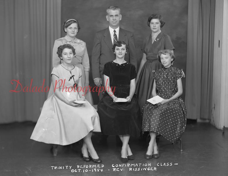 (1954) Trinity United Church of Christ, Trevorton.