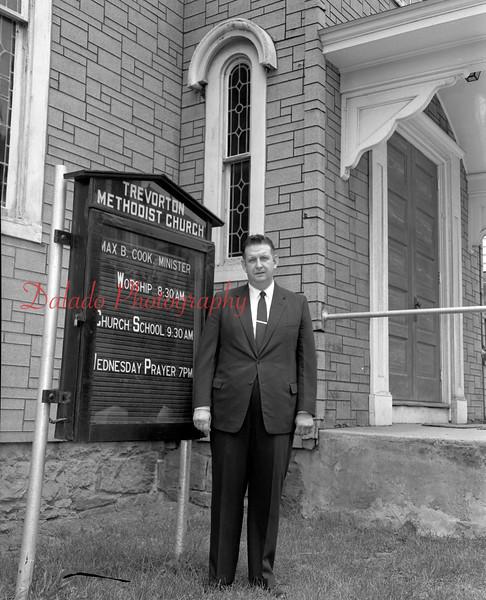 (1956) Trevorton Methodist Church.