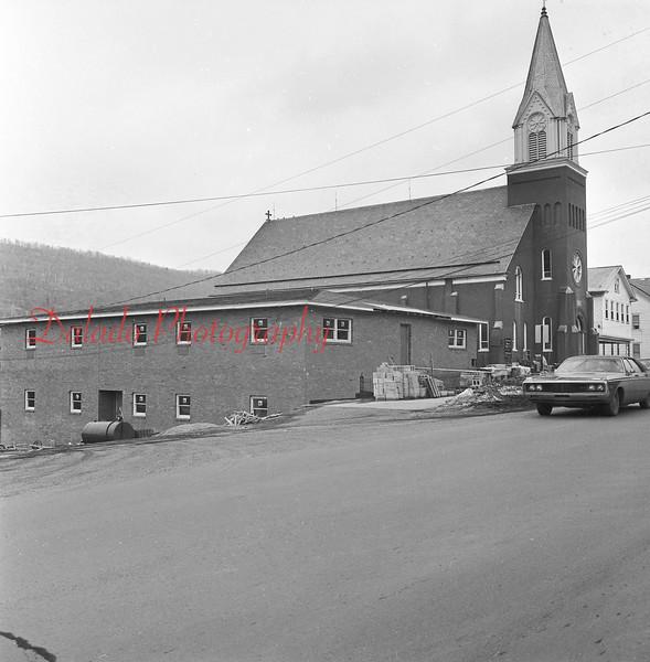 St. Patrick's Church, Trevorton.