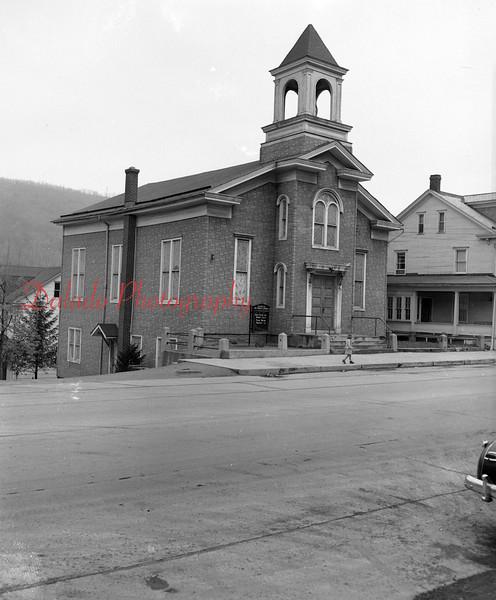 (May 1953) Methodist Church, Trevorton.