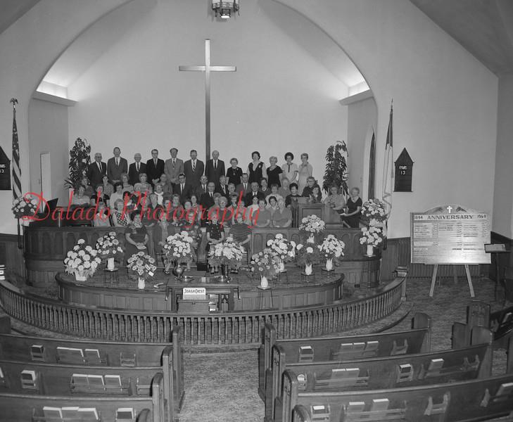 (1969) Trinity Evangelical Church on Arch Street.