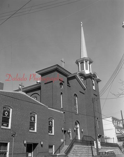 (1964) Trinity Lutheran Church.