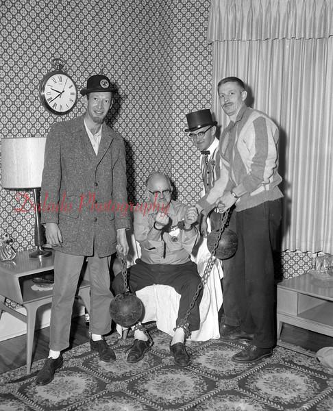(1964) Centennial jail.