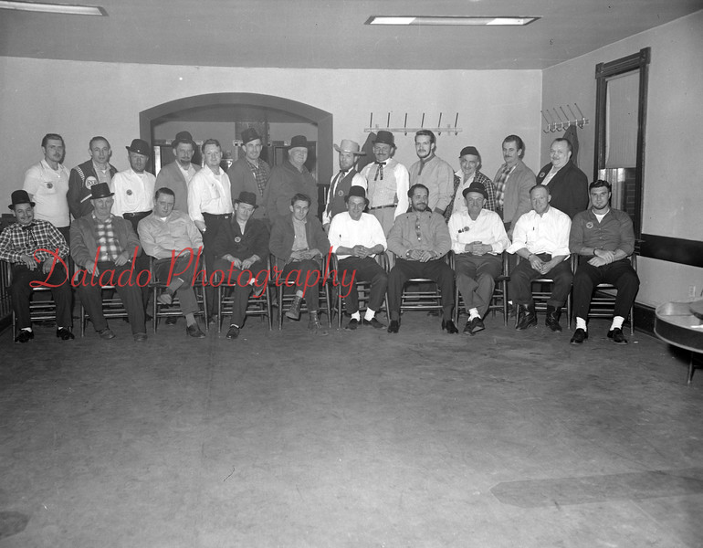 (March 1964) Centennial group, East End Fire Co.