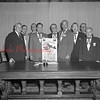 (1964) Members of the Shamokin Centennial Committee presenting a centennial calendar to Gov. William Scranton.