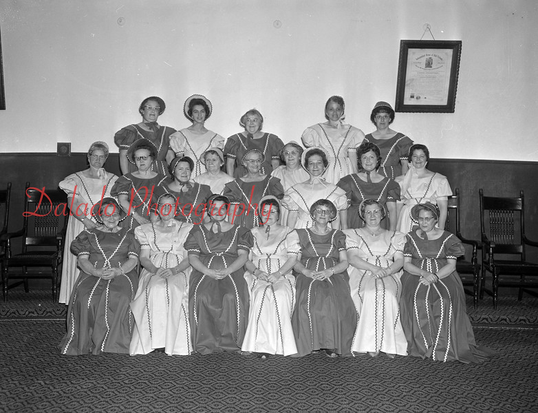 (1964) Centennial group, Regina Rebekah Lodge 230.