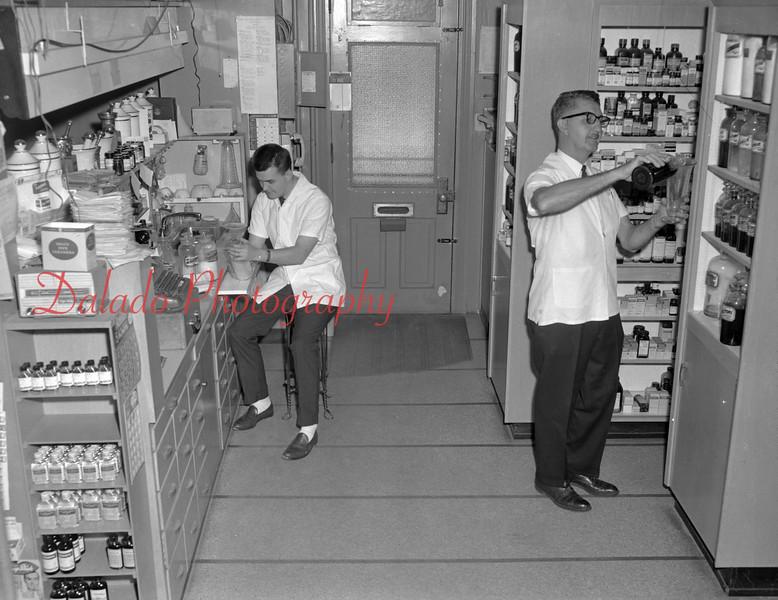 (1964) City Drug.