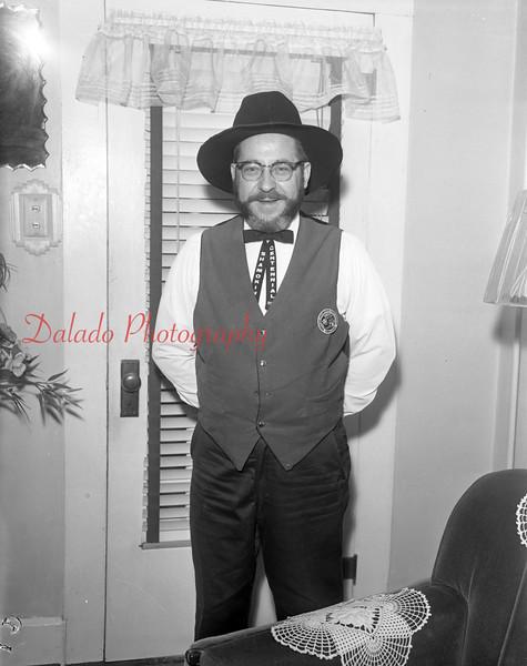 (1964) Centennial, unknown guy.