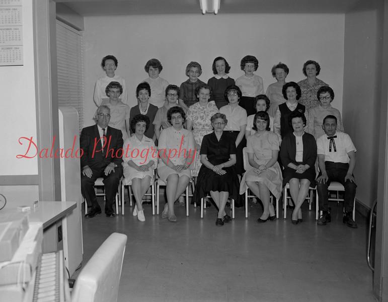 (1964) Centennial, Newberry's.