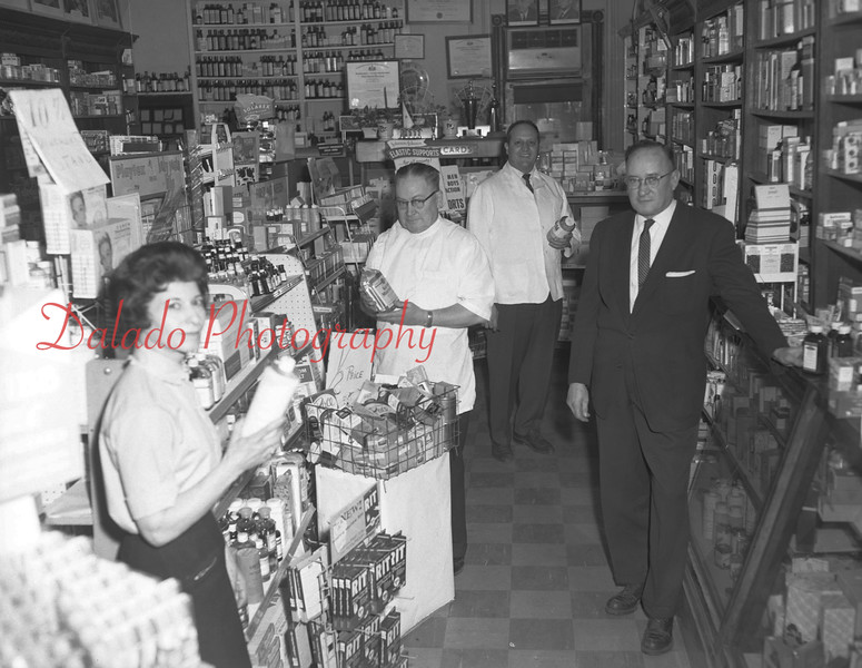 (1964) Unknown pharmacy.