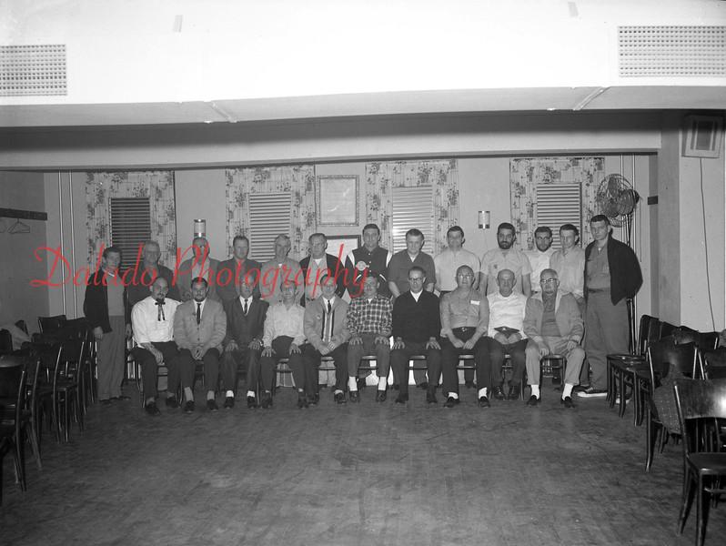 (1964) Centennial group, East End Fire Co.