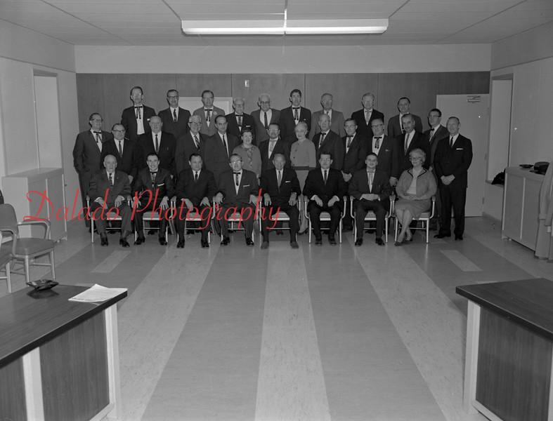 (1964) Centennial committee.