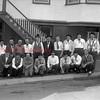 (1964) Centennial group, Shoe Musties at Kunkel's Café.