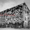 *Low-Res* The Windsor Hotel- I don't know much about this building. It was located at Independence and Liberty streets where the American Legion Building now stands. It was destroyed by fire in 1920. (The old quarters for the Rescue Fire Company is seen at lower-right.)