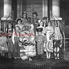 (10.27.1952) Halloween group.
