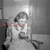 (02.21.1952) Mickey, a pet chipmunk of Mr. and Mrs. George Levan, of 1337 W. Walnut St.