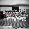(June 1958) Unknown group of children.