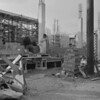 (Dec. 1959) Construction of a Bell Telephone building at Second and Pear streets.