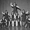(Sept. 1960) Cheerleaders.