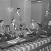 (1961) City officials.