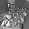 (1961) Catholic School music students.