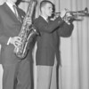 (March 1961) Ronald Zeplin and David Grant, of Ashland Joint School.