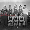(Feb. 1951) Unknown basketball team.