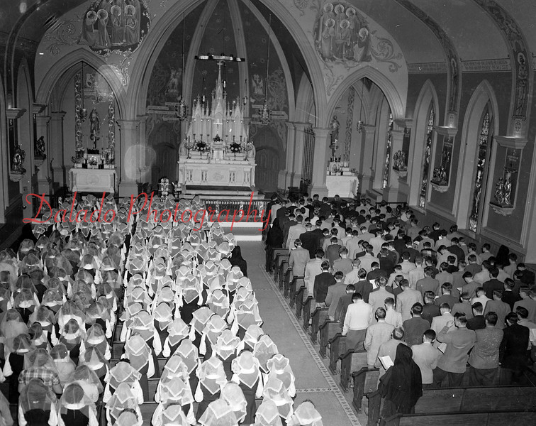 (10.08.1952) Our Lady of Mount Carmel.
