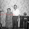 (07.15.1954) The Artmans, of Doutyville,  on their 42nd wedding anniversary.