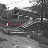 (Oct. 1954) Damage from Hurricane Hazel.