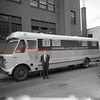 (1954) ILGWU mobile unit.