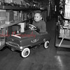 (Dec. 1954) Kid and toys.