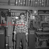 (July 1954) Mechanic.