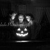 (10.27.1955) Gazing at a pumpkin on Oct. 27, 1955, are Sherry Stoop, Jean Sobites and Mary Ellen Spade.