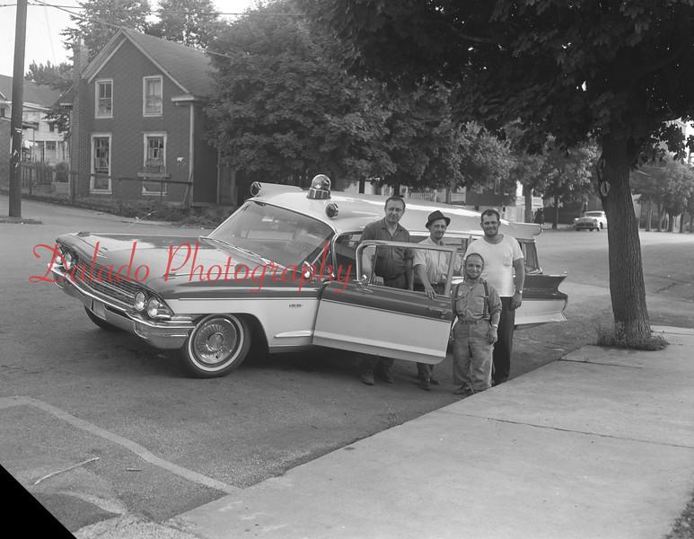 (1955) Ambulance service.