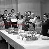 (03.29.1956) Church dinner.