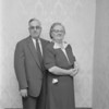 (11.08.1956) Mr. and Mrs. George Campbell, pastor of Emmanuel Church.