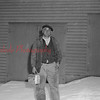 (02.23.1956) Ralston Broscious, of 1203 W. Independence St., railroad employee on Feb. 23, 1956.