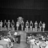(June 1957) Junior Chamber of Commerce pageant.
