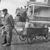 (1957) Oak Street wagon puller.