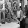 (Jan. 57) Keystone Blind Co. Shown is Stan Jazwinski.