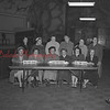 (01.12.1954) Marching to fight polio on Jan. 21, 1954. Pictured are, front row, Anna Pasco, Sarah Smeltzer, Theresa Chochis, Bernice Slawek, Victoria Dorkoski and Gladys Strohecker, standing are Mercedes Lins, Jean Weikel, Anna Royack, Carrie Reeder, Violet Kaschock and Sarah Howerter.