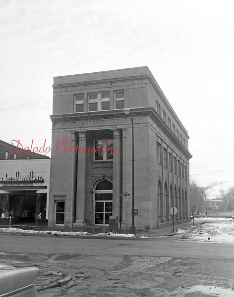 (1964) Peoples Bank.
