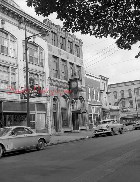 Market Street Bank in Shamokin.