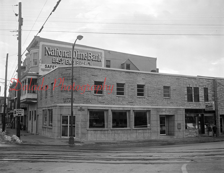 (1964) National Dime Bank Bank, East End Branch.