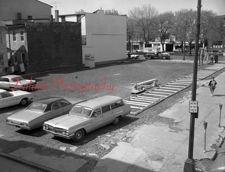 (April 1968) West Ward.