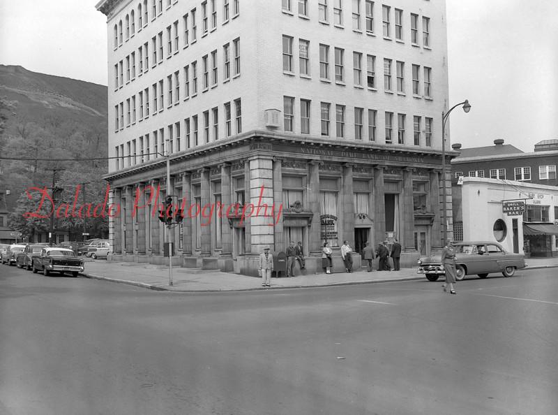 (May 1958) National Dime Bank.